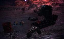 Астероид Х 57 главная база