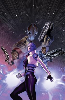 Invasion Issue Four cover alternate