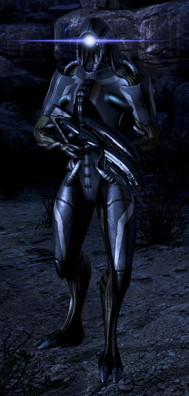 ME3 Geth Trooper