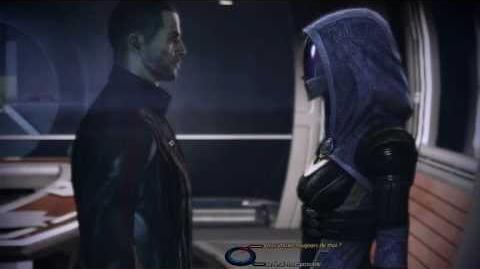 Mass Effect 3 - Romance Tali partie 1 4 Les retrouvailles