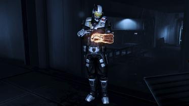 Боевой инженер с интсрументроном