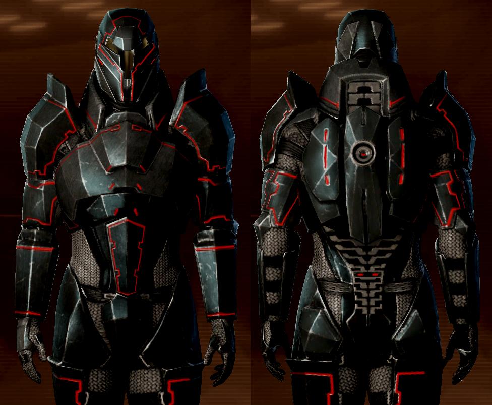 Terminus Assault Armor | Mass Effect Wiki | FANDOM powered by Wikia