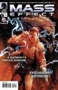 Mass Effect Evolution - Tome 2 - Cover