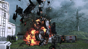 Взрыв атласа