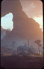 Eos exterior mision imagen completa