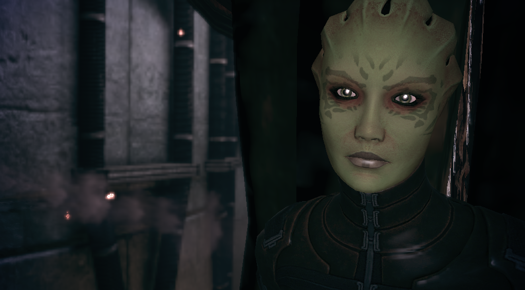 Asari Clone Mass Effect Wiki Fandom Powered By Wikia