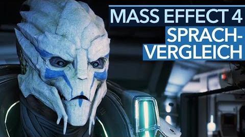 Mass Effect Andromeda - Deutsch oder Englisch Welche Synchro klingt besser?