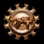 Убийств из пистолета-пулемета - 25