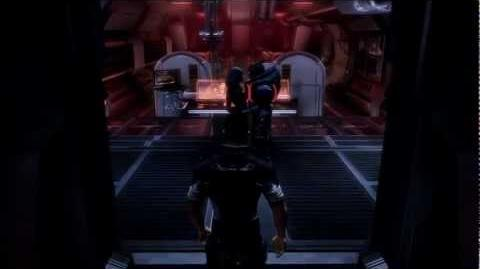 Mass Effect 3 Garrus and Tali Romance