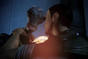 Hanar diplomat - bau choking