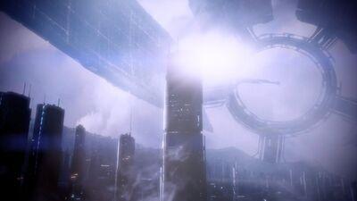 Citadel mass effect 2