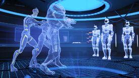 Inteligencia artificial citadel