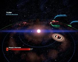 Położenie planety vana