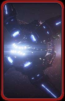 MEA Инициатива «Андромеда» Отбытие (кодекс)