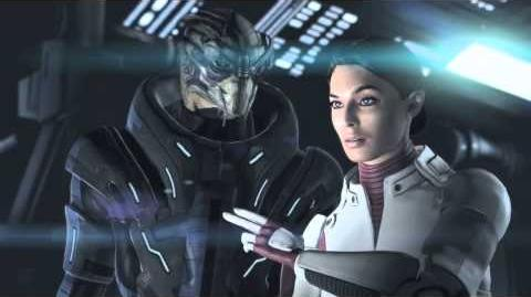 Mass Effect 1 Cinematic Trailer - Distress Call