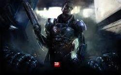 Shepard-ME3