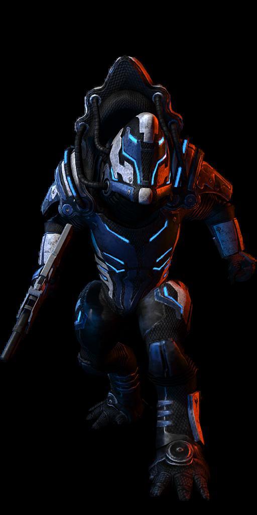 Krogan Battlemaster MP