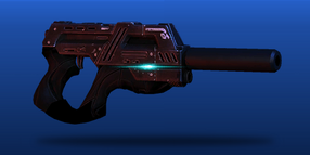 ME3 Suppressor Pistol