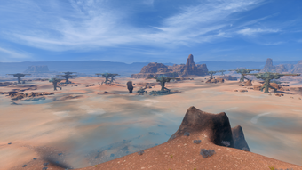 Eos - Presson Dunes