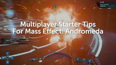'Mass Effect Andromeda' Multiplayer - Where To Start
