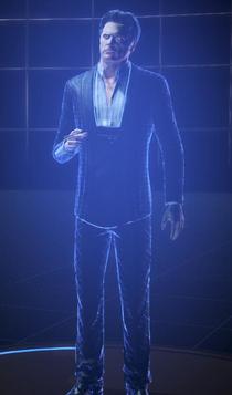 ПризракГолограмма