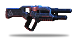 ME3 Striker Assault Rifle GUN02