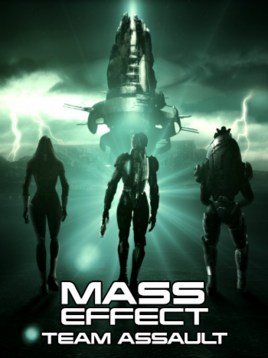 Mass Effect Team Assault