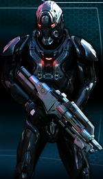 Stealth Armor MEI