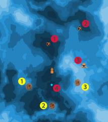 Едол мапа