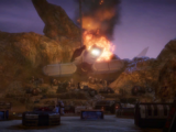 N7: Wrecked Merchant Freighter