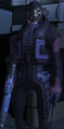 Turian bodyguard standing tall.png