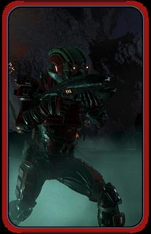 Codex MEA - Outlaws Raider