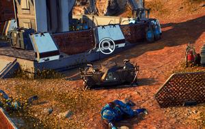 Kadara weapons cache