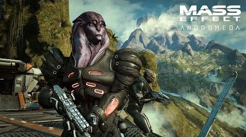 """MASS EFFECT™ ANDROMEDA – APEX Mission Brief 09 """"Roekaar Occupation"""""""