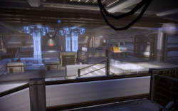 N7 Lost Operative main room