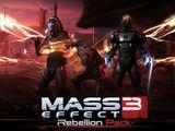 Mass Effect 3: Rebellion