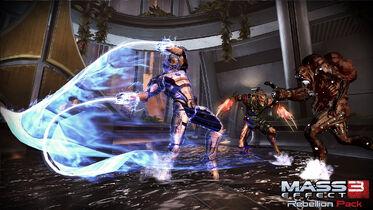 ME3 DLC Восстание 6