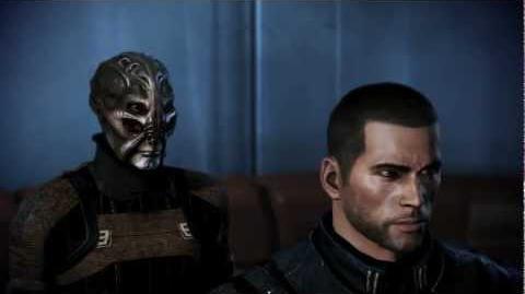 Mass Effect 3 Part 15 (Ария Кровавая Стая)