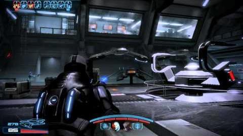 Mass Effect 3 Part 60 Приоритет Штаб Цербера