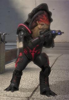 Wrex RageH shotgun