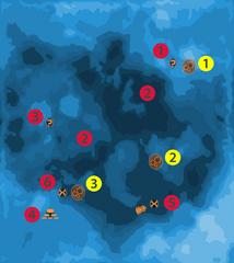 Непмос мапа