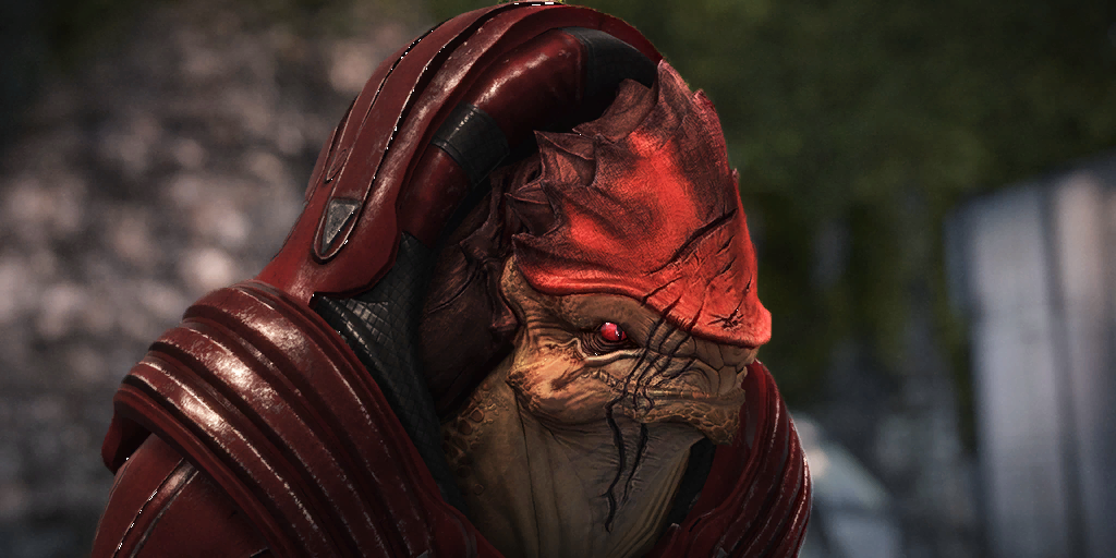 Krogan Mass Effect Wiki Fandom Powered By Wikia
