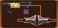 ME2 Урон пистолета-пулемета