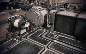 ME3 Pic Citadel Cerberus-Verschlüsselungen