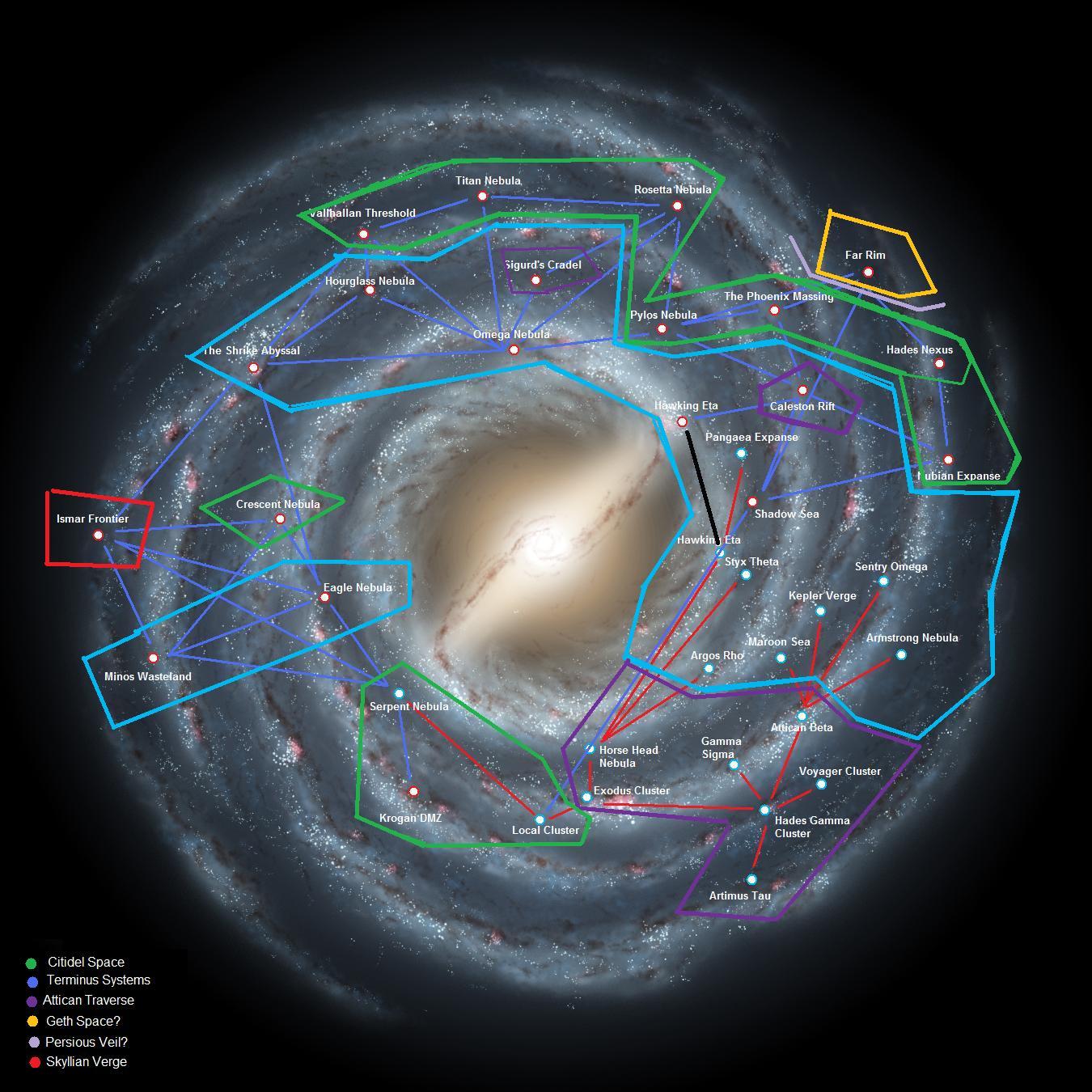 Mass Effect Star Map.Talk Milky Way Mass Effect Wiki Fandom Powered By Wikia
