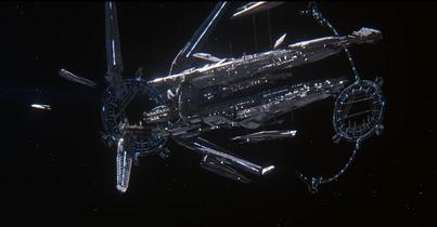 МЕА starships