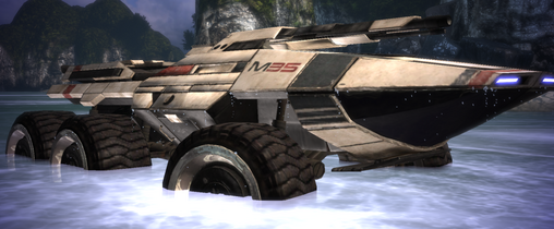 Mako - Virmire ATV smaller
