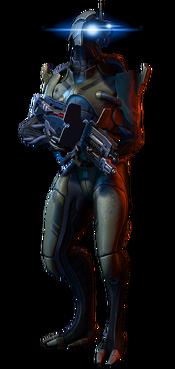 Гет-солдат (Мультиплеер) ME3