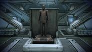MassEffect3 Статуя Гриссома