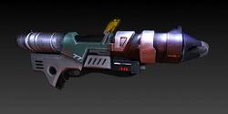 Codex ME2 - Missile Launcher